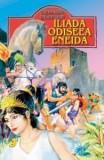 Iliada, Odiseea, Eneida (repovestire pentru copii) | Homer, G. Andreescu