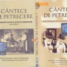 Caseta audio: Gheorghe Dinica si prietenii - Cantece de petrecre (set 2 casete), Casete audio