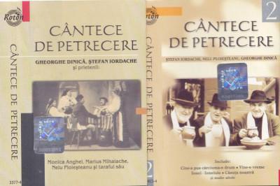 Caseta Audio Gheorghe Dinica Si Prietenii Cantece De Petrecre