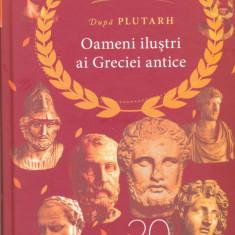 Oameni ilustri ai Greciei antice | Plutarh