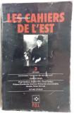 LES NOUVEAUX CAHIERS DE L'EST 3/1992(Virgil Mazilescu/Bogdan Ghiu/W.Szymborska+)