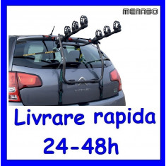 Suport BICICLETA MENABO MISTRAL cu prindere pe HAYON 3 BICICLETE IS-07934