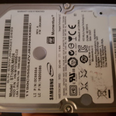 Hdd laptop SAMSUNG 1TB - HDD extern