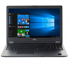 Laptop Fujitsu Lifebook U757 15.6 inch FHD Intel Core i5-7200U 8GB DDR4 256GB SSD Windows 10 Pro Black - Laptop Fujitsu-Siemens