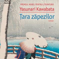 Tara zapezilor   Yasunari Kawabata