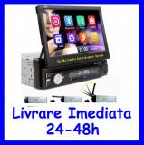 Cumpara ieftin DVD Player Auto cu Bluetooth si ecran retractabil 7 inch 1DIN F156