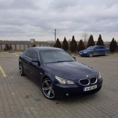 BMW E60 525d manual, An Fabricatie: 2008, Motorina/Diesel, 1 km, 2500 cmc, Seria 5