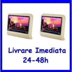 Set DVD Player + Monitor Tetiere BEJ Recomandarea ERKaccesorii F171