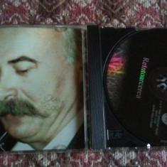 Cd Tudor Gheorghe Reintoarcerea cu autograf - Muzica soundtrack