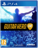 Guitar hero LIVE  - PS4 [Second hand] fm, Board games, 18+, Single player
