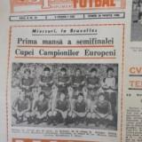 20-Ziare Suplimentul Fotbal 1986-1990 cu Steaua Bucuresti.