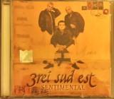 3rei Sud Est – Sentimental (1 CD), cat music