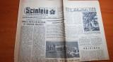 ziarul scanteia 1 octombrie 1961-articol si foto despre orasul craiova