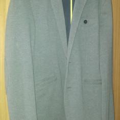 Sacou Slim Bershka MAN Gri
