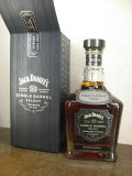 WHISKY WHISKEY JACK DANIEL, SINGLE BARREL SELECT - CL 70 GR 45 BOTTLES 9,20,2017