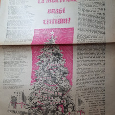 Ziarul pionierul 29 decembrie 1949- anul 1, nr. 31- nr cu ocazia anului nou - Reviste benzi desenate
