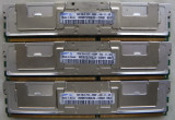 KIT 6Gb memorie server 3x2GB PC2-4200F 667MHz/Ecc M395T5750CZ4-CD501