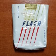 Ambalaj tigari flash din anii '70-'80 - de colectie - Pachet tigari