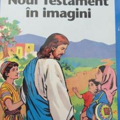 Noul Testament in imagini (benzi desenate) - Biblia pentru copii