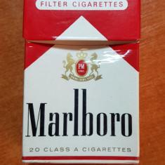 Ambalaj tigari marlboro din anii '70-'80 - de colectie - Pachet tigari