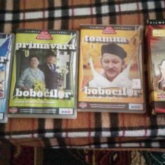 Colectia Toma Caragiu - Film Colectie productii romanesti, DVD, Romana