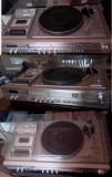 Combina audio,veche,vintage Toshiba SM3750
