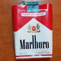 ambalaj tigari marlboro din anii '70 -'80  - de colectie