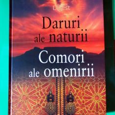 DARURI ALE NATURII. COMORI ALE OMENIRII (Reader's Digest), stare NOUA