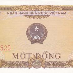 VIETNAM 1 dong 1976 AUNC!!! - bancnota asia