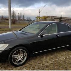 Mercedes-Benz S320 W221, An Fabricatie: 2006, Motorina/Diesel, 190000 km, Clasa S