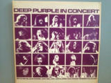 DEEP PURPLE - IN CONCERT - 2LP SET (1980/EMI-ELECTROLA/RFG) - Vinil/Impecabil