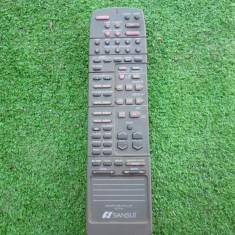 Telecomanda Sansui RS-F14 amplificator sistem audio - Telecomanda aparatura audio