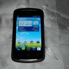 Acer Liquid Z2 - Telefon mobil Acer, Negru, Orange