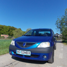 Logan Ambition (full) 1, 6MPI, 90 Cp, 2005, 108.ooo km Unic proprietar, Benzina, 108000 km, 1598 cmc