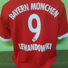 TRICOU LEWANDOWSKI BAYERN MUNCHEN MARIMI XS,S,M,L,XL,XXL