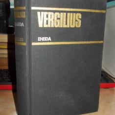 VERGILIUS - ENEIDA, TRADUCEREA GEORGE COSBUC, EDITIE STELLA PETECEL - 1980 - Carte poezie