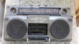RADIO CASETOFON STEREO SPATIAL RCS 003 FABRICAT DE ELECTRONICA .