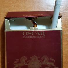 ambalaj tigari oscar din anii '70 -'80  - de colectie,contine si o tigare veche
