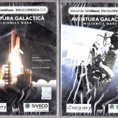 Aventura Galactica - Misiunile NASA, DVD, Romana, discovery channel