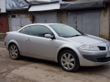 Renault Megane, decapotabilă., Benzina, Cabrio