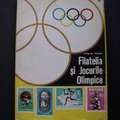 Filatelia si Jocurile Olimpice