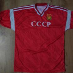 Tricou vintage Adidas URSS mărimea L - Tricou barbati Adidas, Marime: L, Culoare: Din imagine