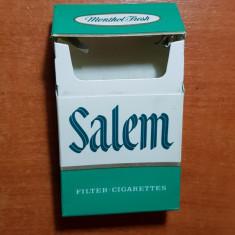 ambalaj tigari salem din anii '70-'80 - de colectie
