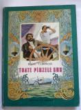 DD- Toate panzele sus - Radu Tudoran, 1986, carte copii, Ed. Ion Creanga