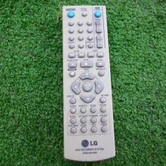 Telecomanda LG dvd-recorder system