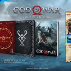 Joc God of War 4 Limited Edition - Jocuri PS4
