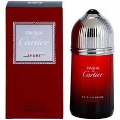 Cartier Pasha de Cartier Edition Noire Sport eau de toilette pentru barbati 100 ml - Parfum barbati