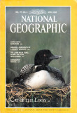 National Geographic  april 1989