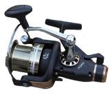 Mulineta Crap, HQ 6000, Fishing Line, cu Baitrunner, 10 rulmenti otel + un cadou, Fishing Line - FL