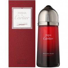 Cartier Pasha de Cartier Edition Noire Sport eau de toilette pentru barbati 150 ml - Parfum barbati